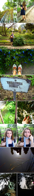 une après midi au jardin des plantes