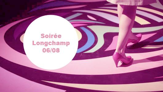 soiree longchamp