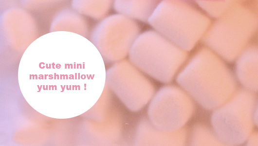 mini-marshmallow