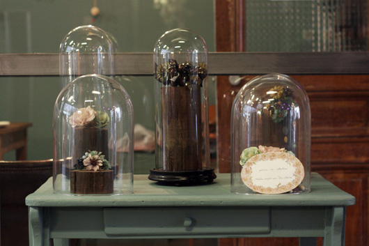cloches-verre