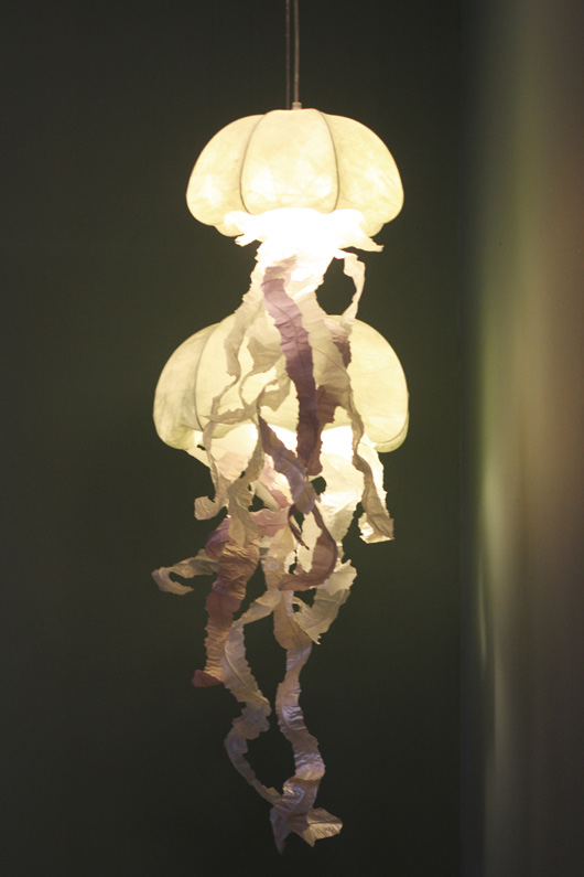 suspension-meduse