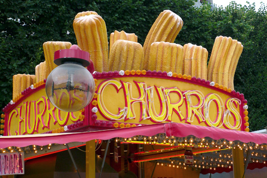 stand-churros