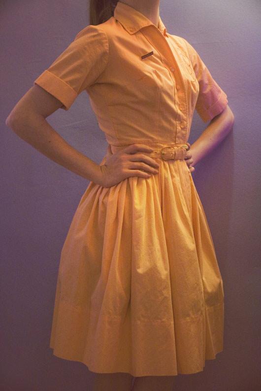vintage-robe-peche