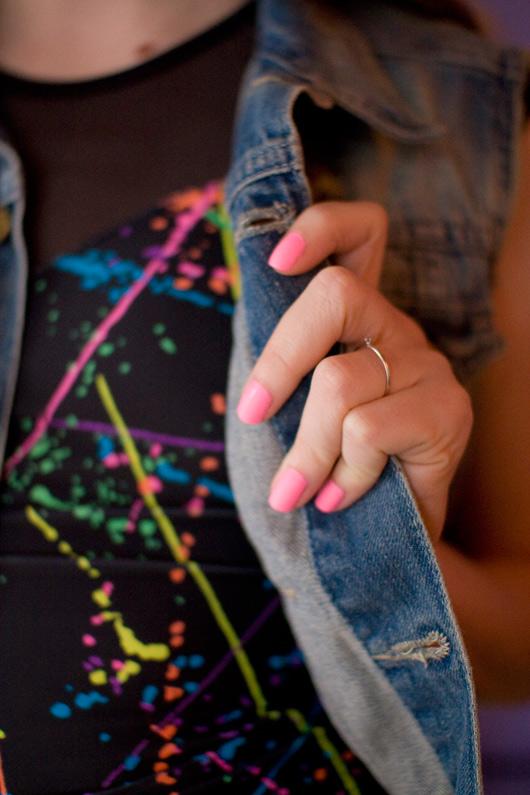pink-nailpolish