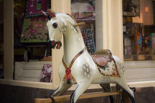wood-horse