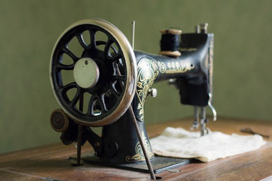 vintage machine coudre