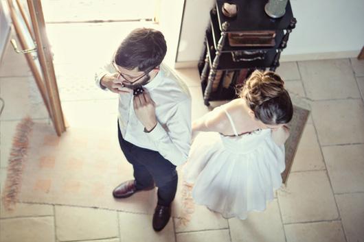 Mariée robe