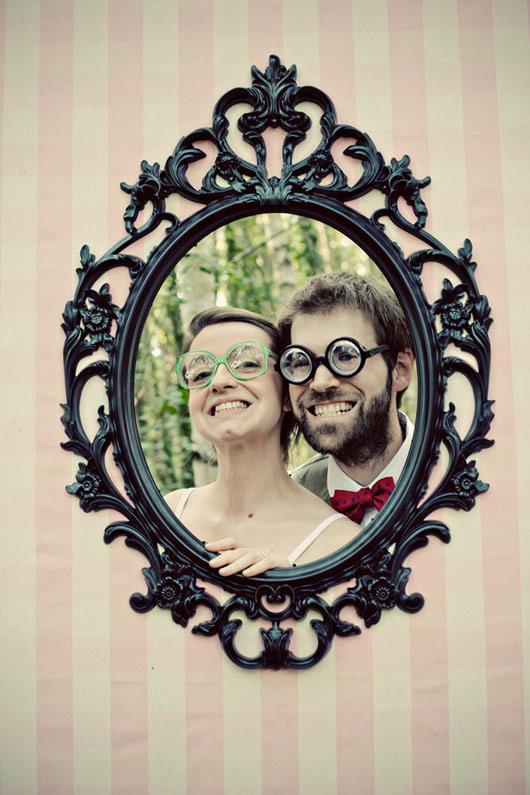 Mariage : le goûter dans le ptit bois
