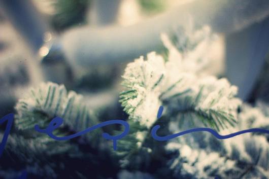 fausse neige