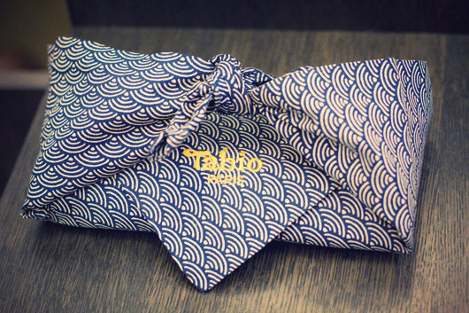 tabio packaging