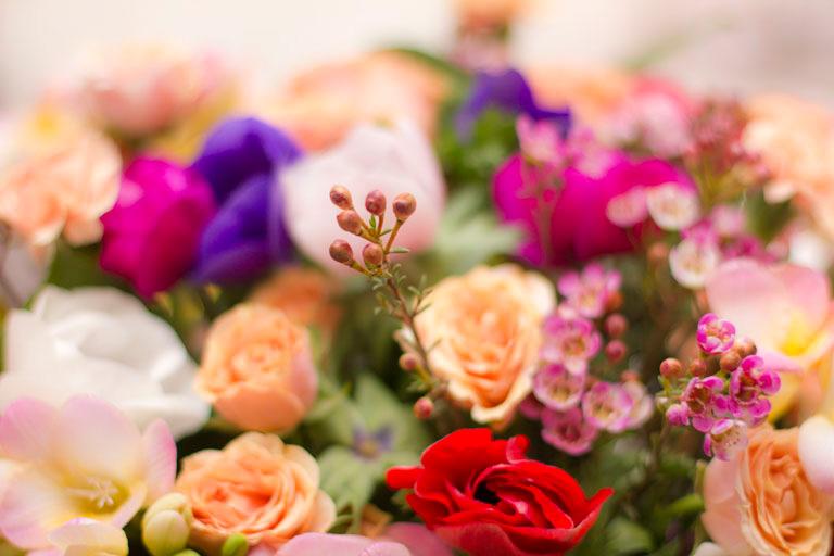 Bouquet D Anemones