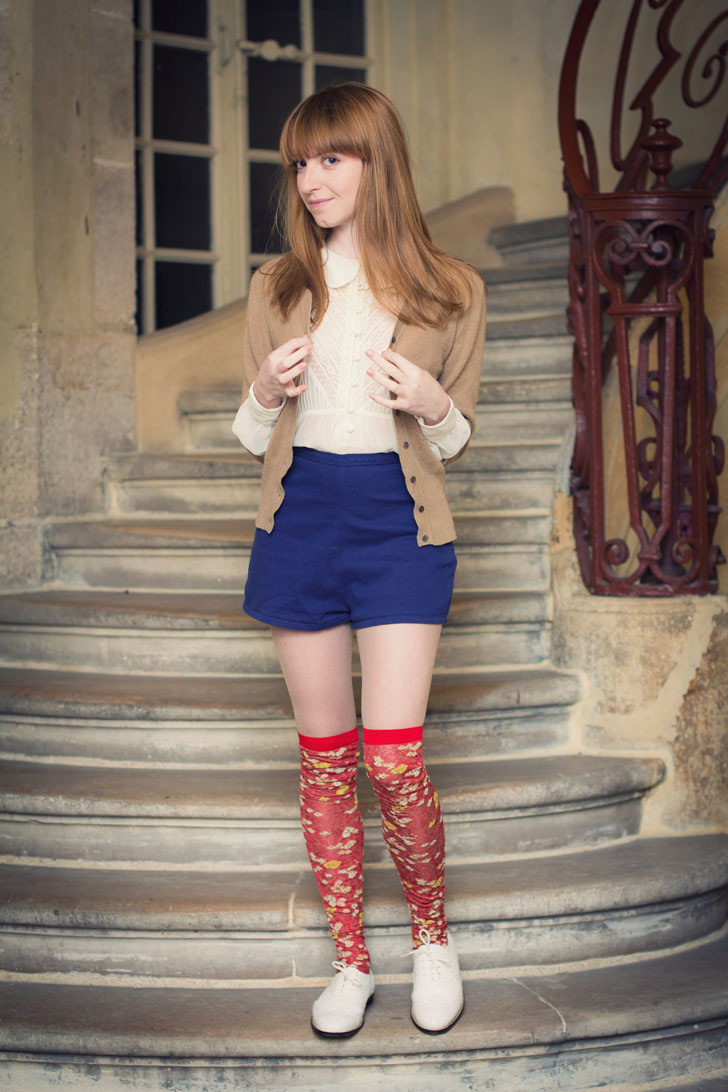 short american apparel