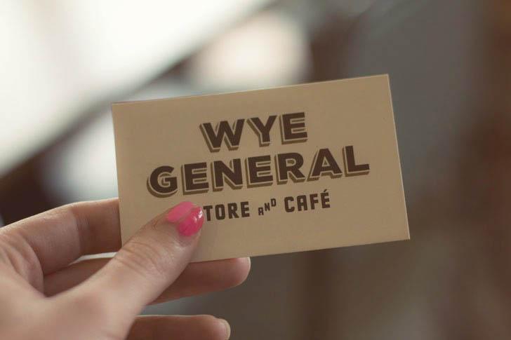wye general