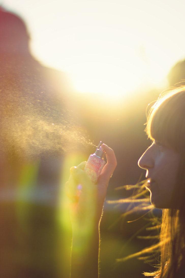 parfum soleil
