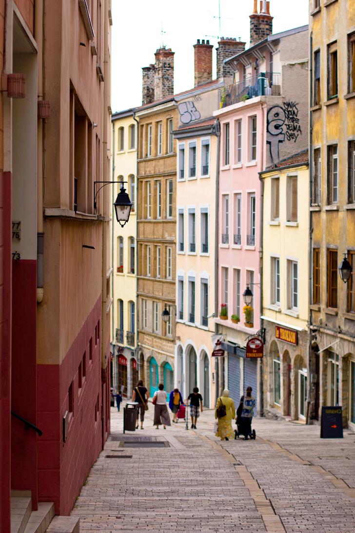 Week end lyon for Salon sur la rue
