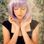 perruque-violette