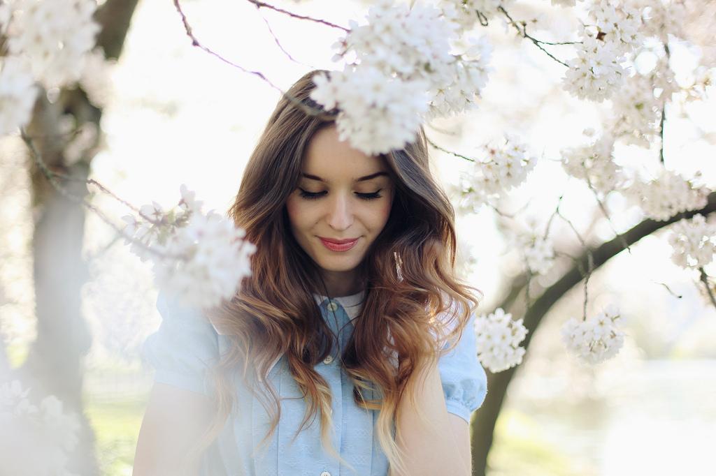 この春は注目のふわふわ♡ニュアンスヘアで出かけよう♡