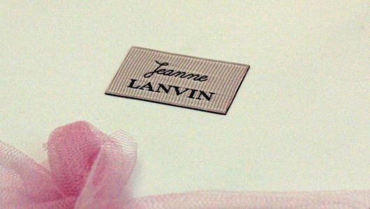 Parfum Jeanne Lanvin