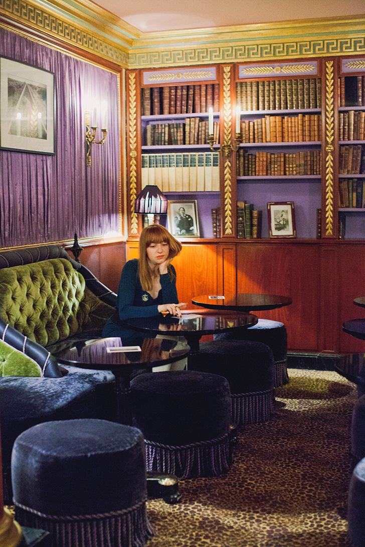 Lhotel saint germain bar (5)