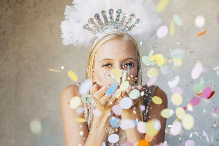 confettis