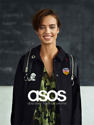 Shopping sur Asos