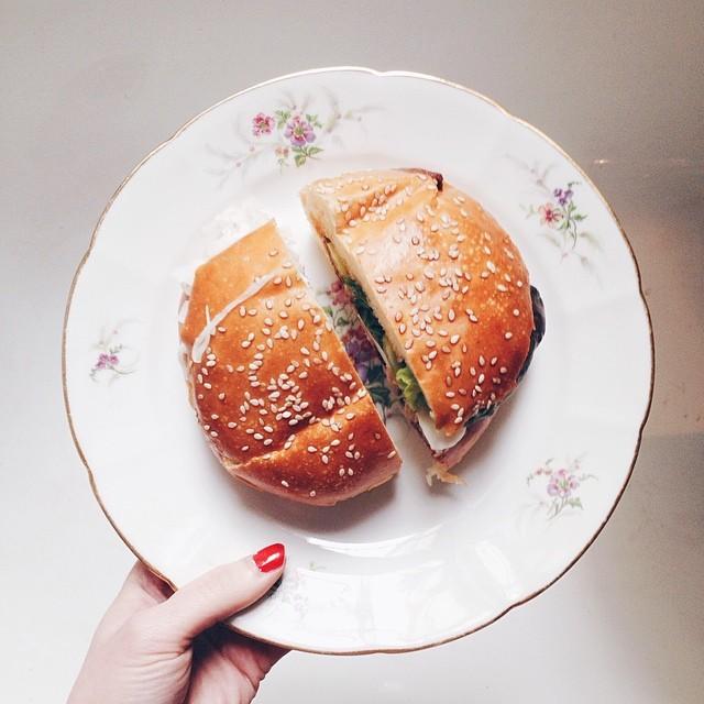 Chez Aline Sandwich