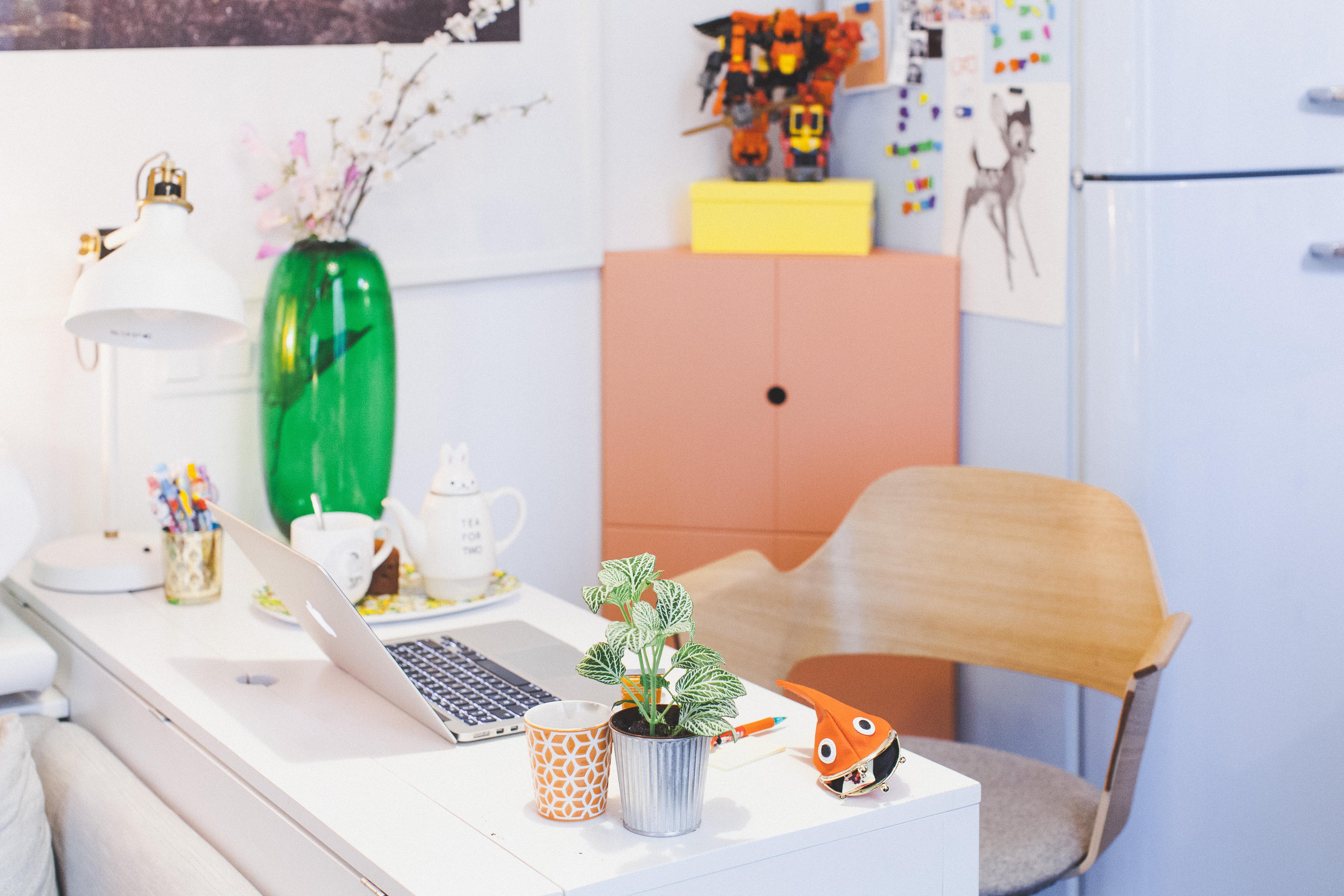 Bureau Feng Shui À La Maison organiser son bureau à la maison, astuces déco et rangement
