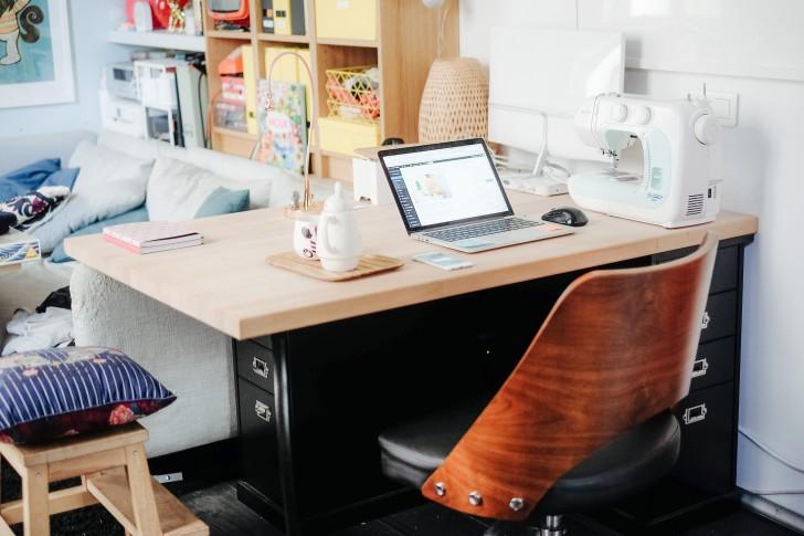 Organiser son bureau à la maison astuces déco et rangement