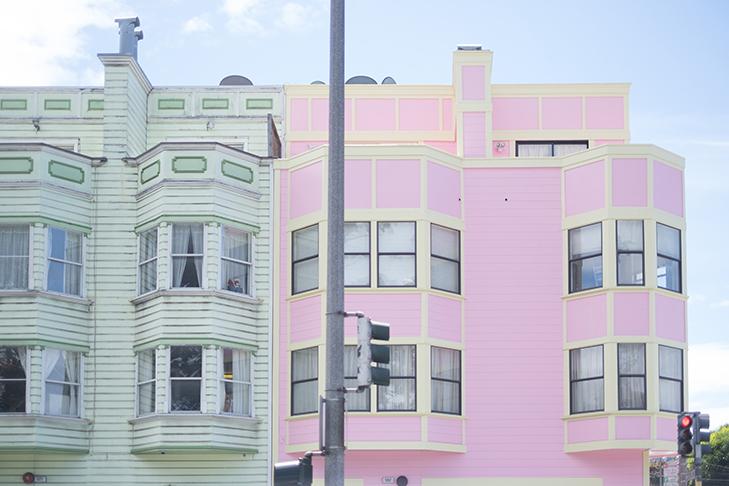 La vie à San Francisco...