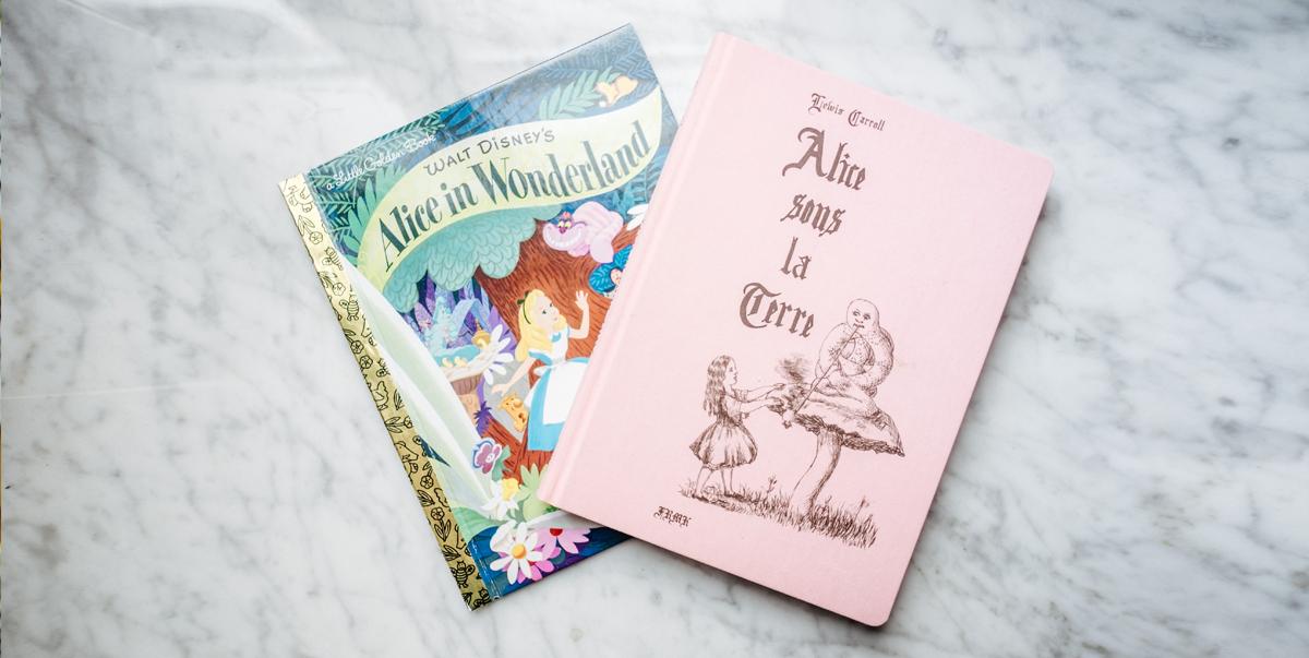 Les jolis livres Alice