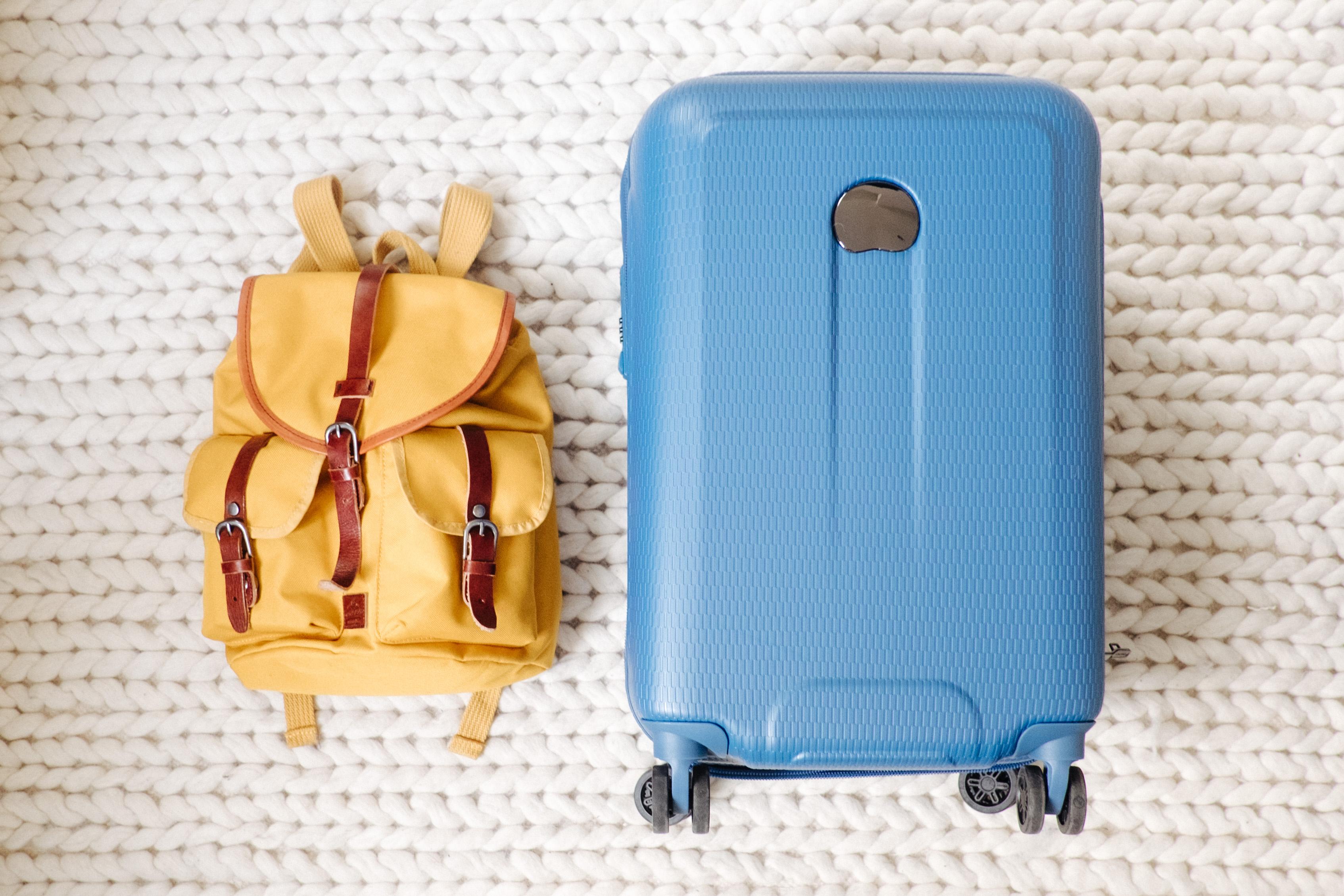Voyager seulement avec un bagage cabine   Eleonore Bridge 68e59180e166