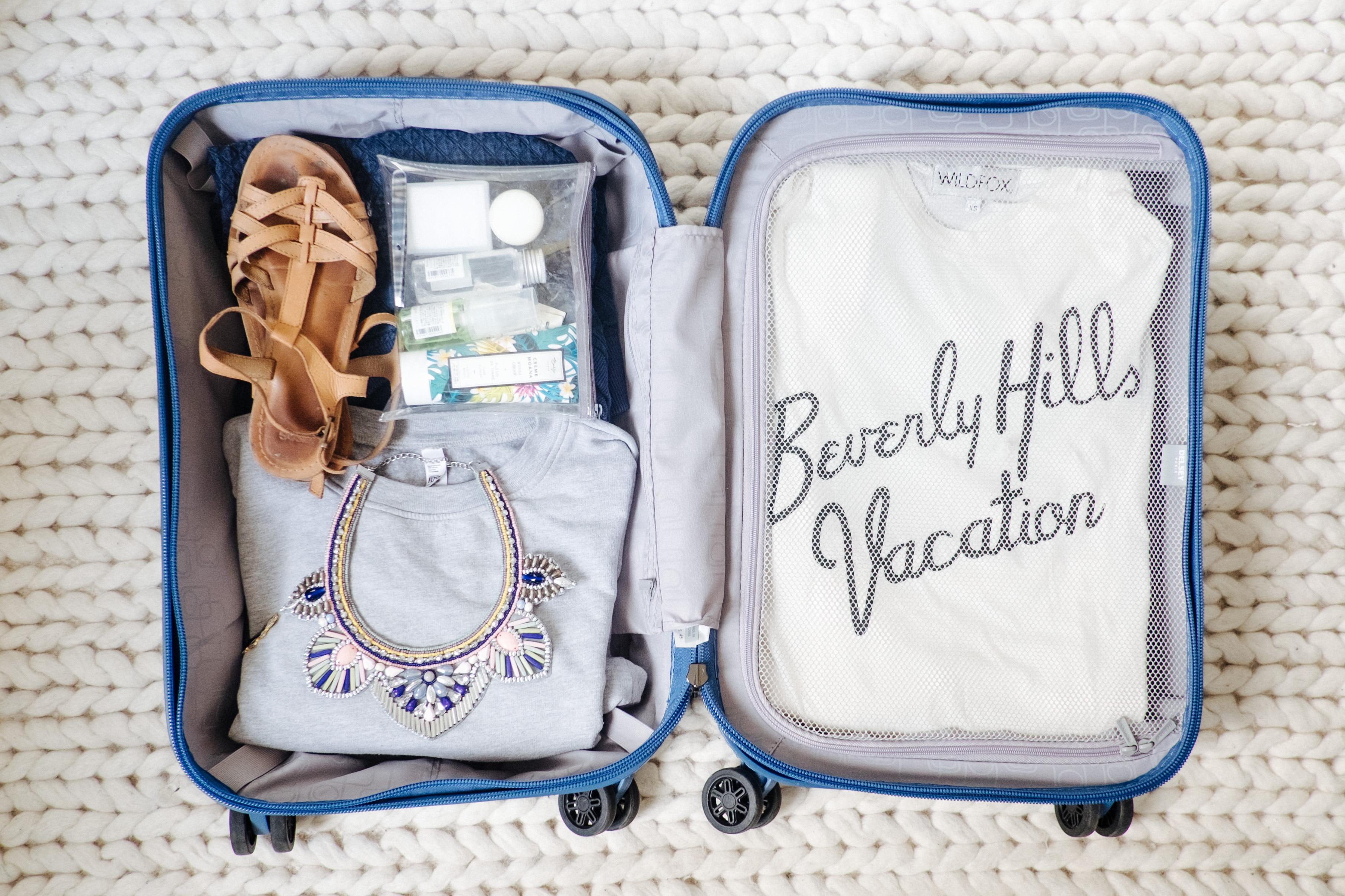 Voyager seulement avec un bagage cabine eleonore bridge - Bagage cabine sac a dos ...