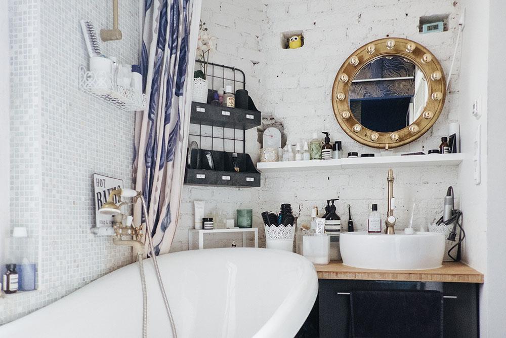 Le Mur Et Plan De Travail Aprs Miroir Ateliers Seewhy