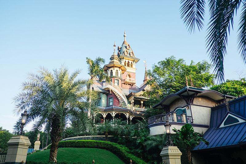 Voyage A Hong Kong Disneyland 00006