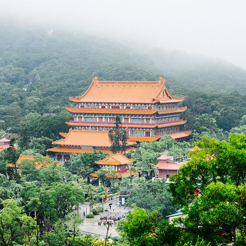 Voyage A Hong Kong Lantau Island 00018