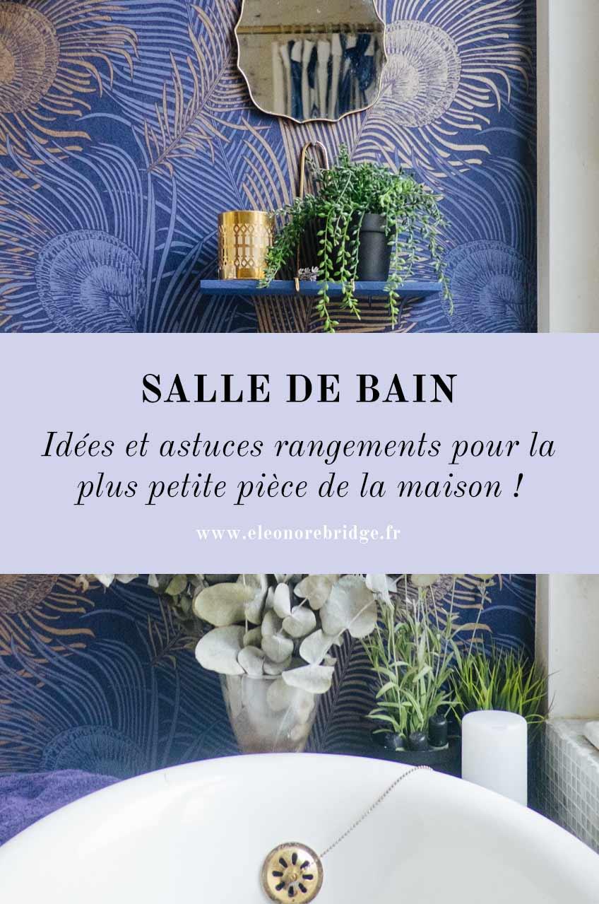 Idees Rangement Salle De Bain