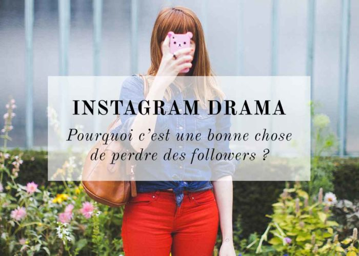 Je Perds Des Followers Instagram