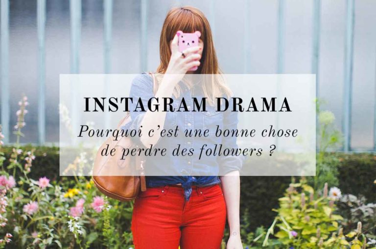 Je Perds Des Followers Instagram